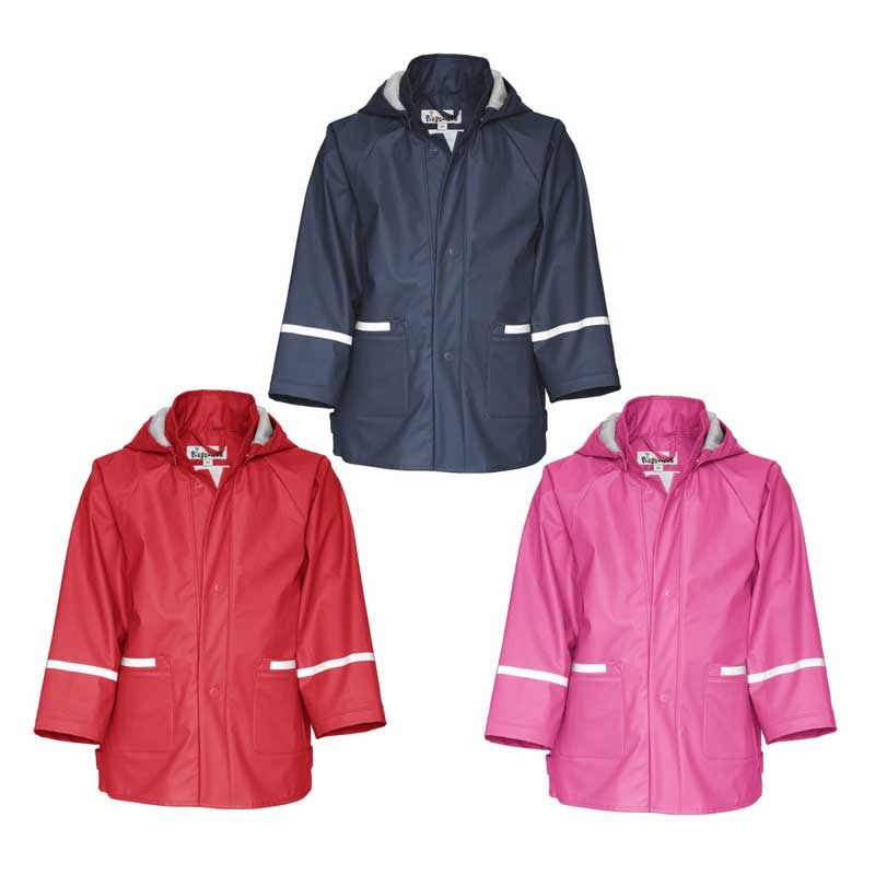 Kinder Regenjacke Basic