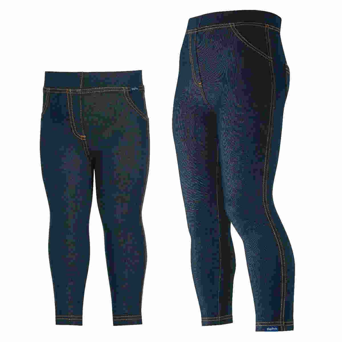 Babyleggings in Jeansoptik von Playshoes, Gr. 50 – 92