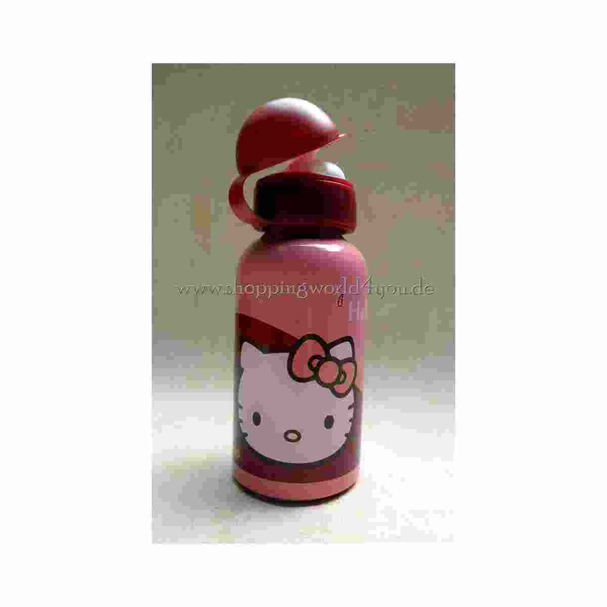 Hello Kitty Alu Trinkflasche