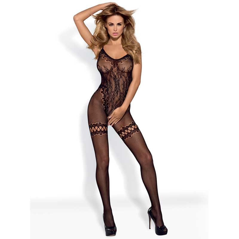 Bodystocking overt schwarz