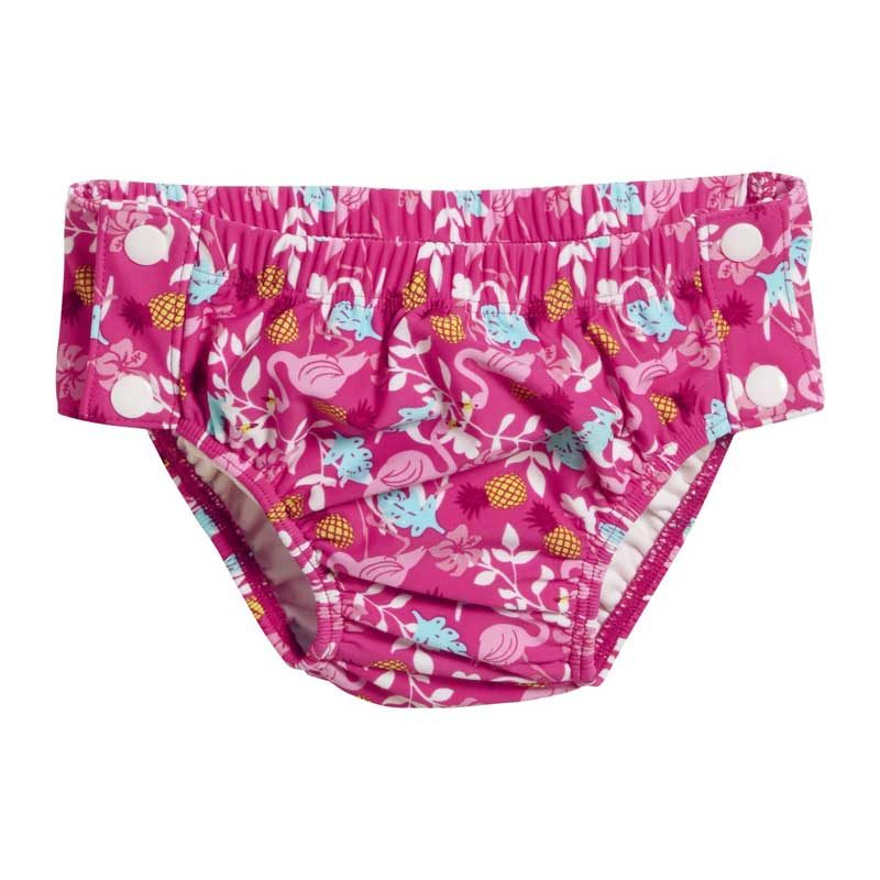 Windelbadehose Flamingo