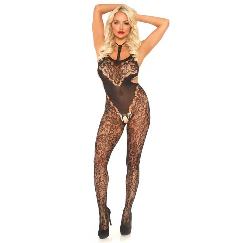 Leg Avenue Bodystocking Spitze