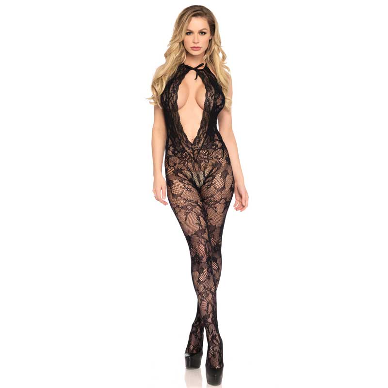 Leg Avenue Spitzen Bodystocking