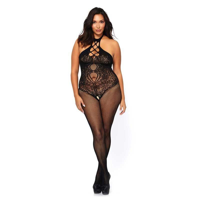 Leg Avenue nahtloser Bodystocking