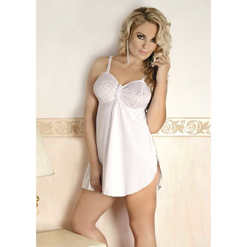 Andalea Chemise weiss